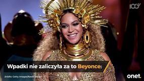Grammy 2017: wpadki, krytyka Trumpa i Beyonce w roli bogini