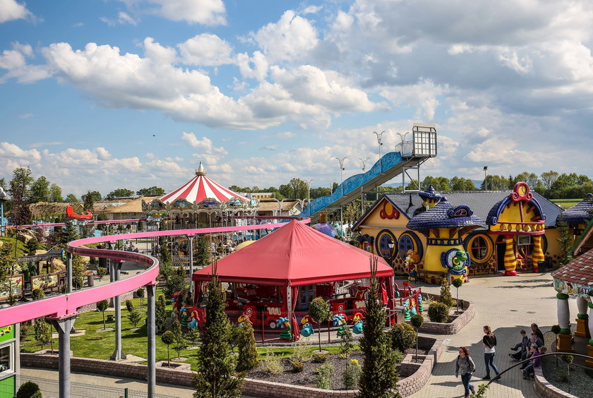 Park zabaw dla dzieci