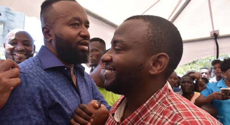 Husband to Mariam Kighenda, John Wambua, receives Sh682,500 insurance payout for car that sank in Indian Ocean