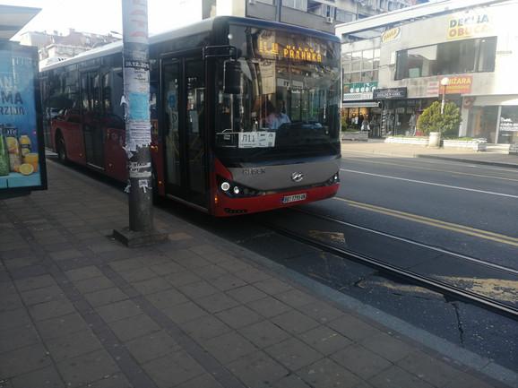 Koridorske linije autobusa