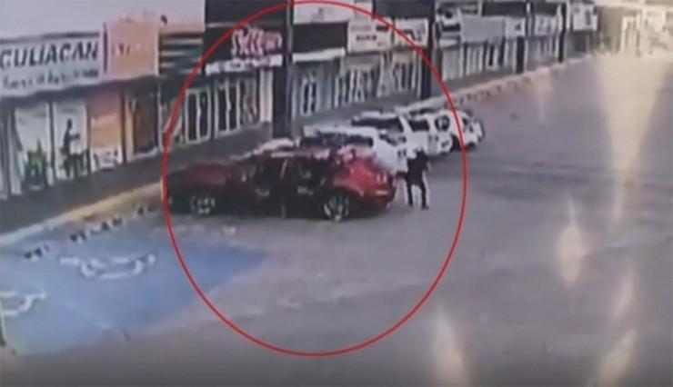 Izrešetan policajac u Meksiku