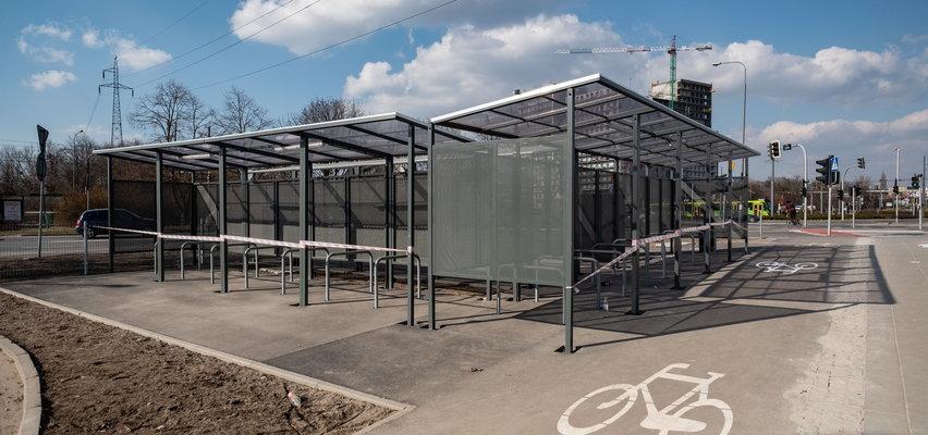 Otwierają trzy parkingi park&ride