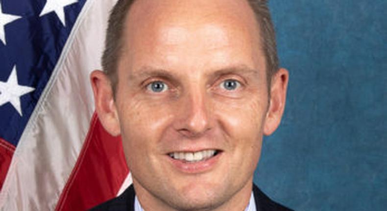 Eric Kneedler appointed acting US Ambassador to Kenya after McCarter's exit