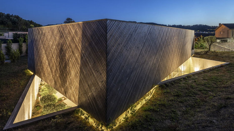 Zachwycająca willa w Guimarães
