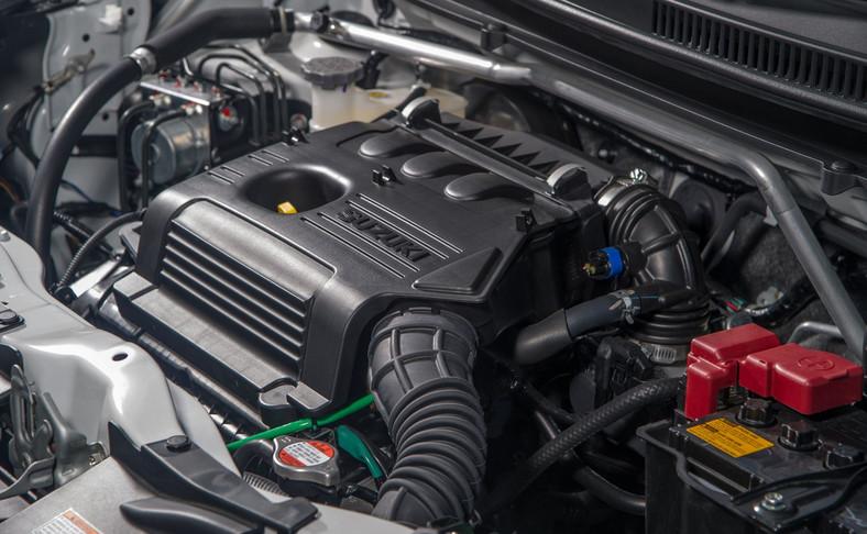 Proste rozwiązanie jest najlepsze? Litrowy silnik Suzuki spala średnio 4,7 l benzyny na 100 km