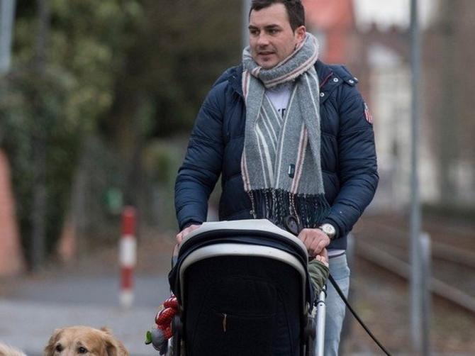"""Otac je izašao u šetnju sa ćerkom i OD ŠOKA NIJE MOGAO DA PROGOVORI kad je video ŠTA IM JE PRIŠLO: """"Kad ljudi vide sliku, jasno im je šta nas je snašlo"""""""