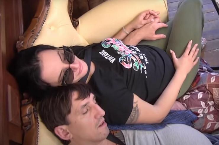 Kristijan Golubović i Kristina Spalević
