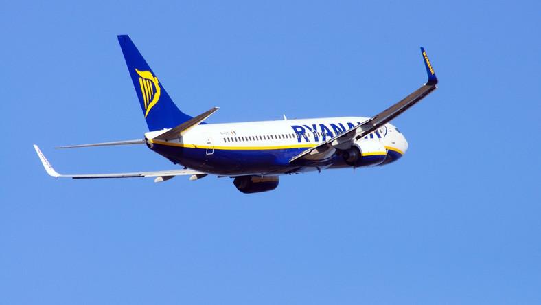 Boeing 737 linii Ryanair
