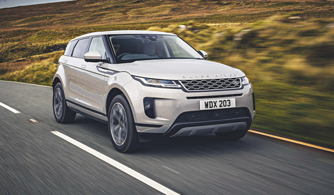 Range Rover Evoque i Land Rover Discovery Sport – trzy cylindry z prądem