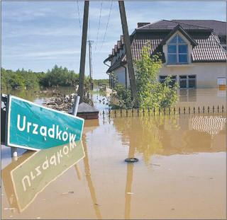 Powiaty chcą kupić zalane pola