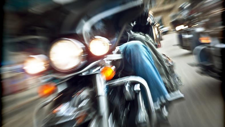 Motocykliści modlitwą podziękowali w Gietrzwałdzie za mijający sezon