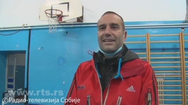 Milošev otac, Andrija Tošić