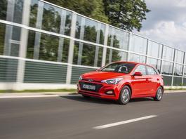 Hyundai i20 1.2 – wbrew trendom | TEST