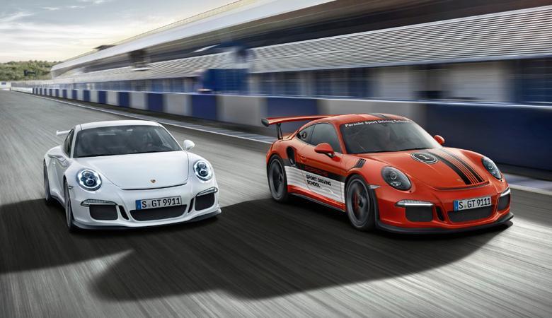 Porsche Driving Experience w Polsce
