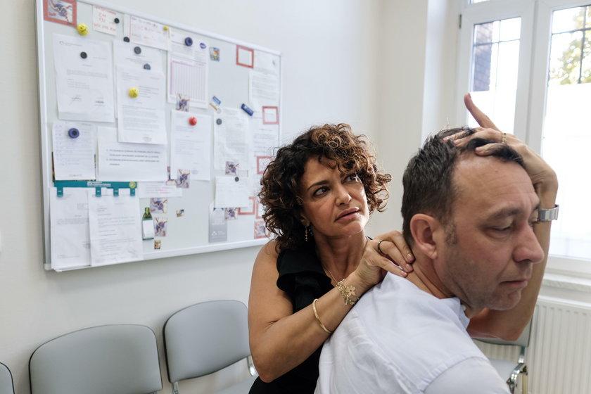 Mary Banihashem pokazała, jak leczyć bez skalpela!