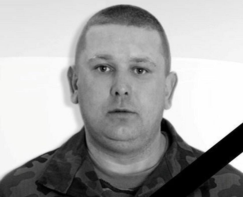 Rafał Celebudzki - polski żołnierz, który zginął