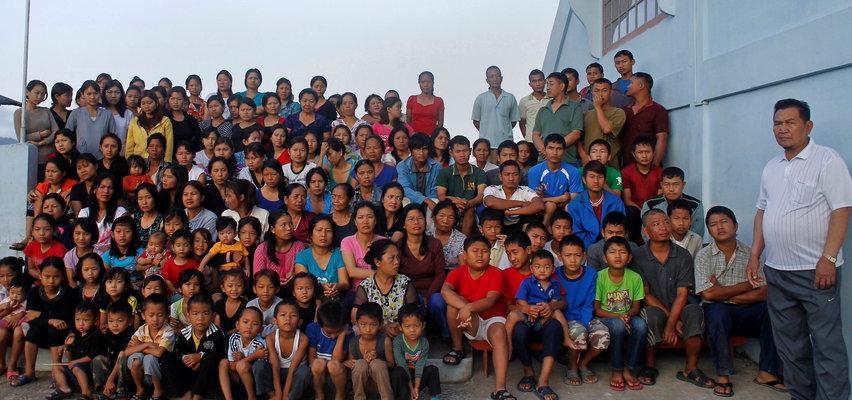Największa rodzina na świecie straciła męża, ojca i dziadka. Spłodził prawie 90 dzieci z kilkudziesięcioma żonami