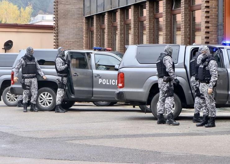 Policija Tuzlanski kanton