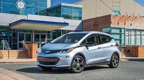Nowy Chevrolet Bolt przejedzie 380 km na jednym ładowaniu