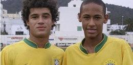 Neymar wraz z kolegą pochwalili się zdjęciem sprzed lat!