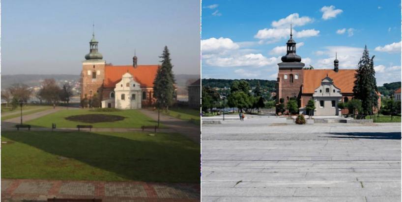 """Smażymy się na brukowanych """"patelniach"""". 6 przykładów polskiej betonozy"""