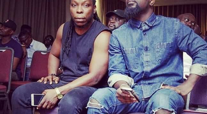 My team lost money but I forgive you - Edem tells Sarkodie after failing to show up for music video