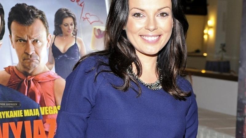 Katarzyna Glinka w ciąży - zajawka