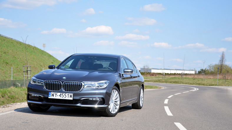 BMW serii 7 40Le iPerformance