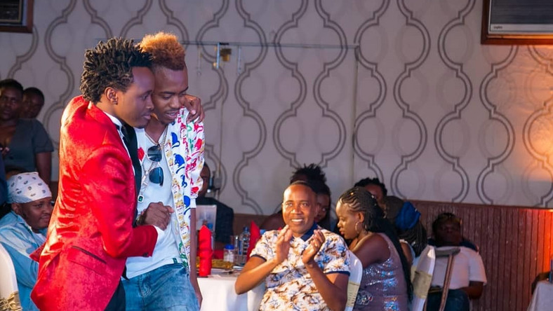 "Sitoi wimbo Nikona Pesa Sahii,"" Bahati dismisses fan asking for new"