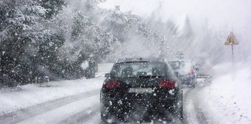 Do Polski nadciąga potężna śnieżyca. Spadnie nawet pół metra śniegu