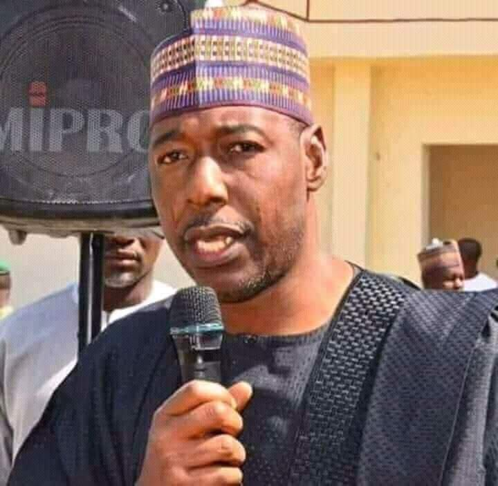 Babagana Zulum will be sworn in as the new Borno governor on May 29 [Twitter/@bornomrrr]