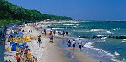 Groza nad morzem! Tak narażają życie turystów!