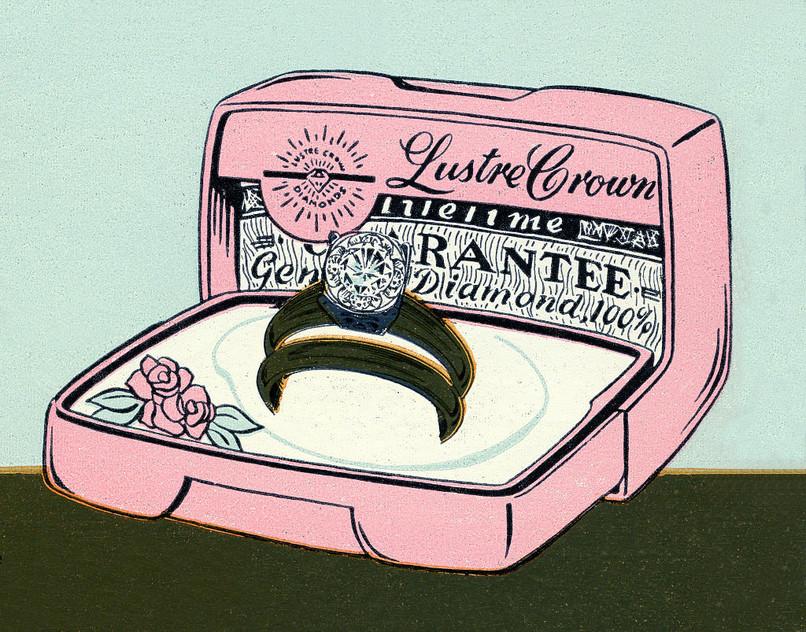 4875ccd5b Ako vybrať prsteň pre ženu tvojich snov tak, aby na to neprišla? - Noizz