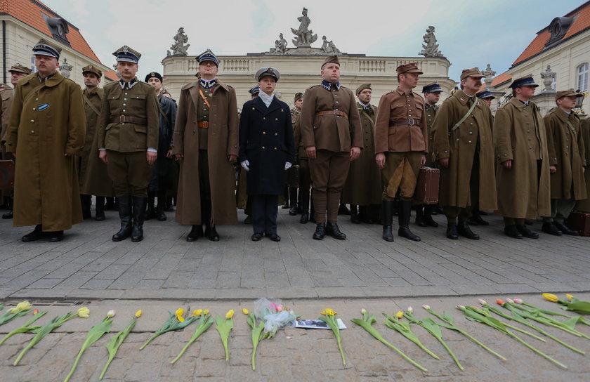 Marsz Cieni w Warszawie