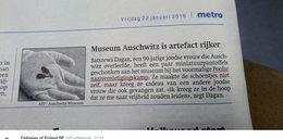 """Kolejna gazeta pisze o """"polskich obozach zagłady""""!"""