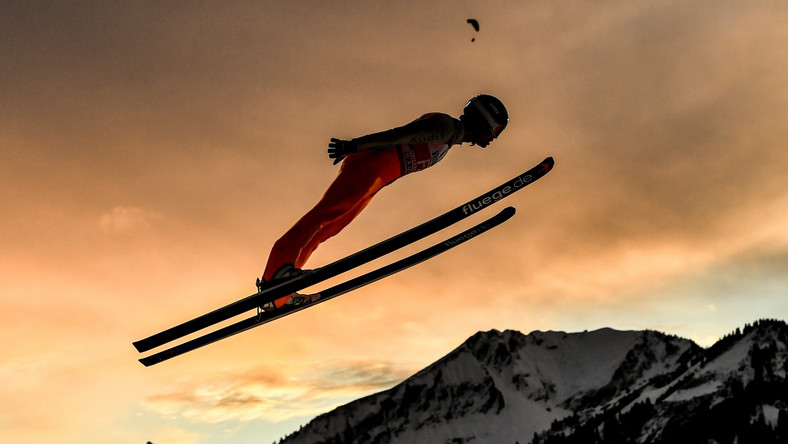 Konkurs w Oberstdorfie