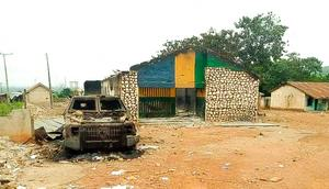 Gunmen attack yet another police station in Imo state (Premium Times)