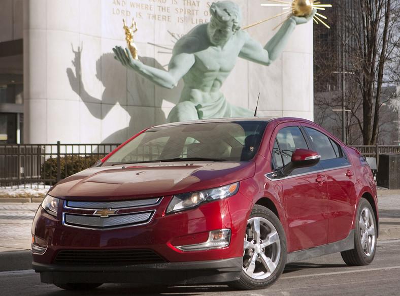 Kierowcy w USA rozchwytują Chevroleta Volta niczym świeże bułeczki. Dlatego producent ogłosił, że przyspiesza wprowadzenie tego auta do sprzedaży na całym rynku amerykańskim