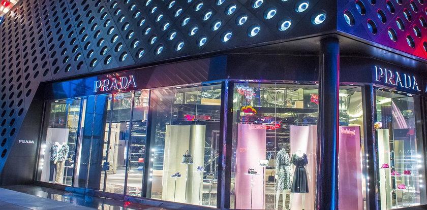 Prada chce zniszczyć polską markę odzieżową