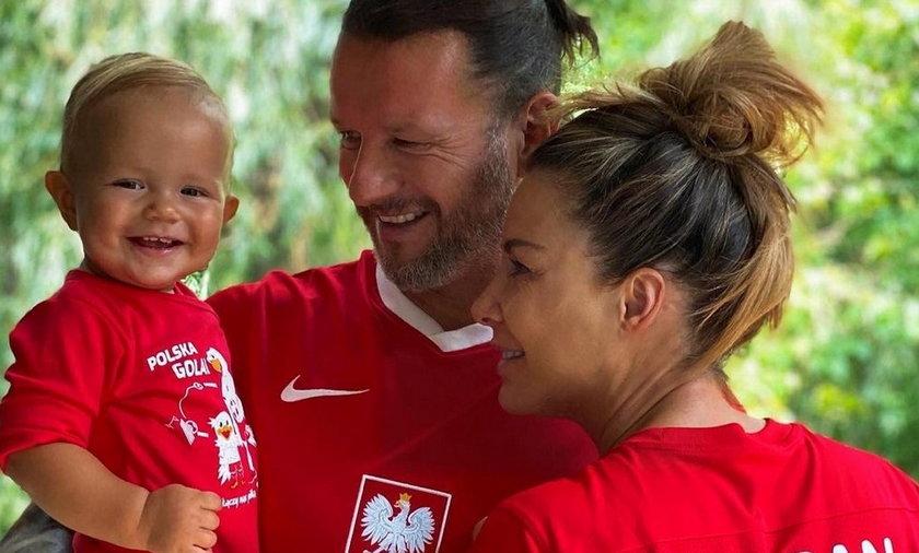 Małgorzata Rozenek i Radosław Majdan odkryli nowy talent swojego syna.