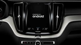 Android w nowej generacji Volvo