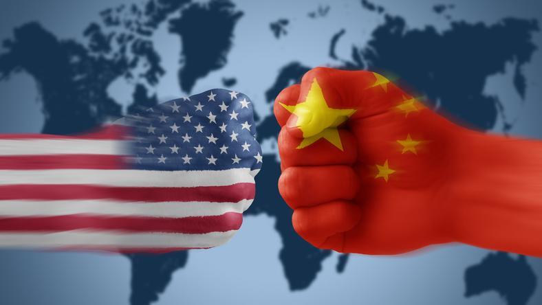 Chińskie myśliwce kolejny raz przechwyciły amerykański samolot