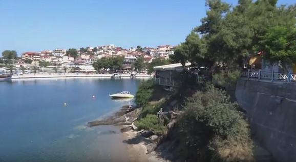 Centar svih dešavanja na Sitoniji: Neos Marmaras