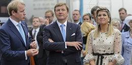 Para królewska z wizytą w Poznaniu
