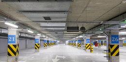 Podziemny parking w Tychach