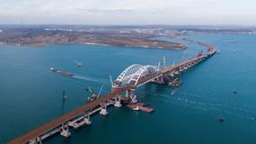 Rosyjski most na Krym ma zostać otwarty wcześniej niż planowano