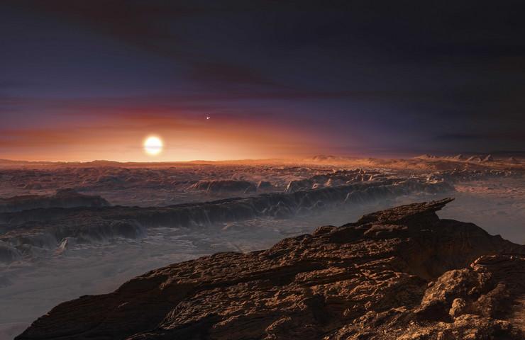 Proxima Centauri b profimedia-0297989265