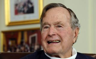 Obama i Clinton wyrażają żal z powodu śmierci George'a H. W. Busha