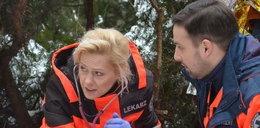 """Brutalny atak na ratowników w """"Na sygnale"""". Pacjent symulował zawał serca"""