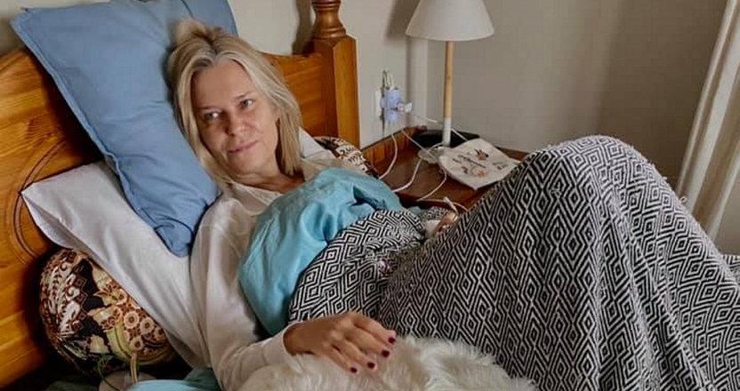 Paulina Młynarska usunęła sobie obie piersi. W szczerej rozmowie zdradziła nam, co zrobiła tuż przed podjęciem radykalnej decyzji